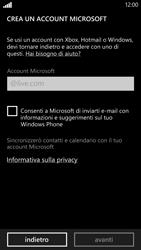 HTC Windows Phone 8X - Applicazioni - Configurazione del negozio applicazioni - Fase 11