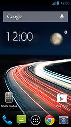 Acer Liquid Z5 - Handleiding - Download gebruiksaanwijzing - Stap 1