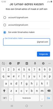 Samsung Galaxy J4 Plus - Applicaties - Account instellen - Stap 12