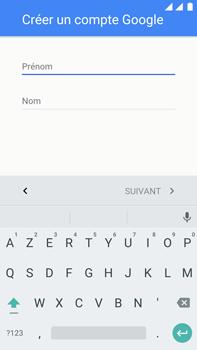 OnePlus 3 - Applications - Créer un compte - Étape 5