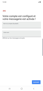 Samsung Galaxy Note10 Plus - E-mail - Configuration manuelle (yahoo) - Étape 14