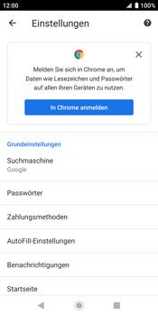Sony Xperia XZ2 - Android Pie - Internet - Manuelle Konfiguration - Schritt 28