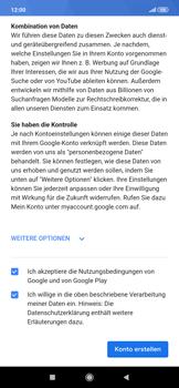 Xiaomi RedMi Note 7 - Apps - Einrichten des App Stores - Schritt 16