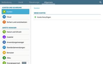 Samsung T535 Galaxy Tab 4 10.1 - Apps - Eine App deinstallieren - Schritt 5