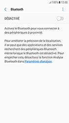Samsung Galaxy J3 (2017) - Internet et connexion - Connexion avec un équipement multimédia via Bluetooth - Étape 7