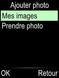 Doro Phone Easy 612 - Contact, Appels, SMS/MMS - Envoyer un MMS - Étape 12