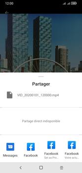 Alcatel 1S (2020) - Photos, vidéos, musique - Créer une vidéo - Étape 18