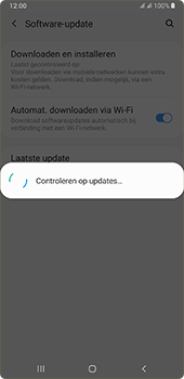 Samsung galaxy-a7-dual-sim-sm-a750fn-android-pie - Software updaten - Update installeren - Stap 6