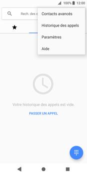 Sony Xperia XZ2 - Messagerie vocale - Configuration manuelle - Étape 5