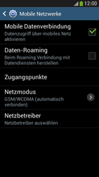 Samsung I9195 Galaxy S4 Mini LTE - Ausland - Im Ausland surfen – Datenroaming - Schritt 8