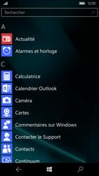 Microsoft Lumia 950 - Photos, vidéos, musique - Créer une vidéo - Étape 3