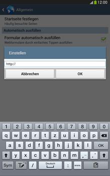 Samsung Galaxy Tab 3 8-0 LTE - Internet und Datenroaming - Manuelle Konfiguration - Schritt 25