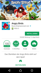 Sony Xperia XZ - Android N - Apps - Herunterladen - 2 / 2