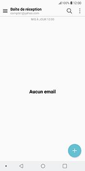 LG V30 - E-mail - 032b. Email wizard - Yahoo - Étape 17