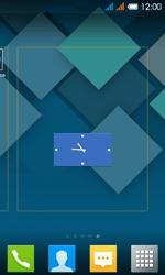 Alcatel One Touch Pop C3 - Prise en main - Installation de widgets et d