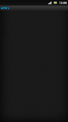 Sony MT27i Xperia Sola - internet - handmatig instellen - stap 8