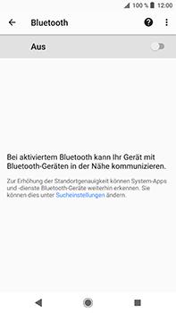 Sony Xperia XZ2 Premium - Bluetooth - Geräte koppeln - Schritt 8