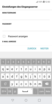 LG G6 - E-Mail - Konto einrichten - 11 / 25