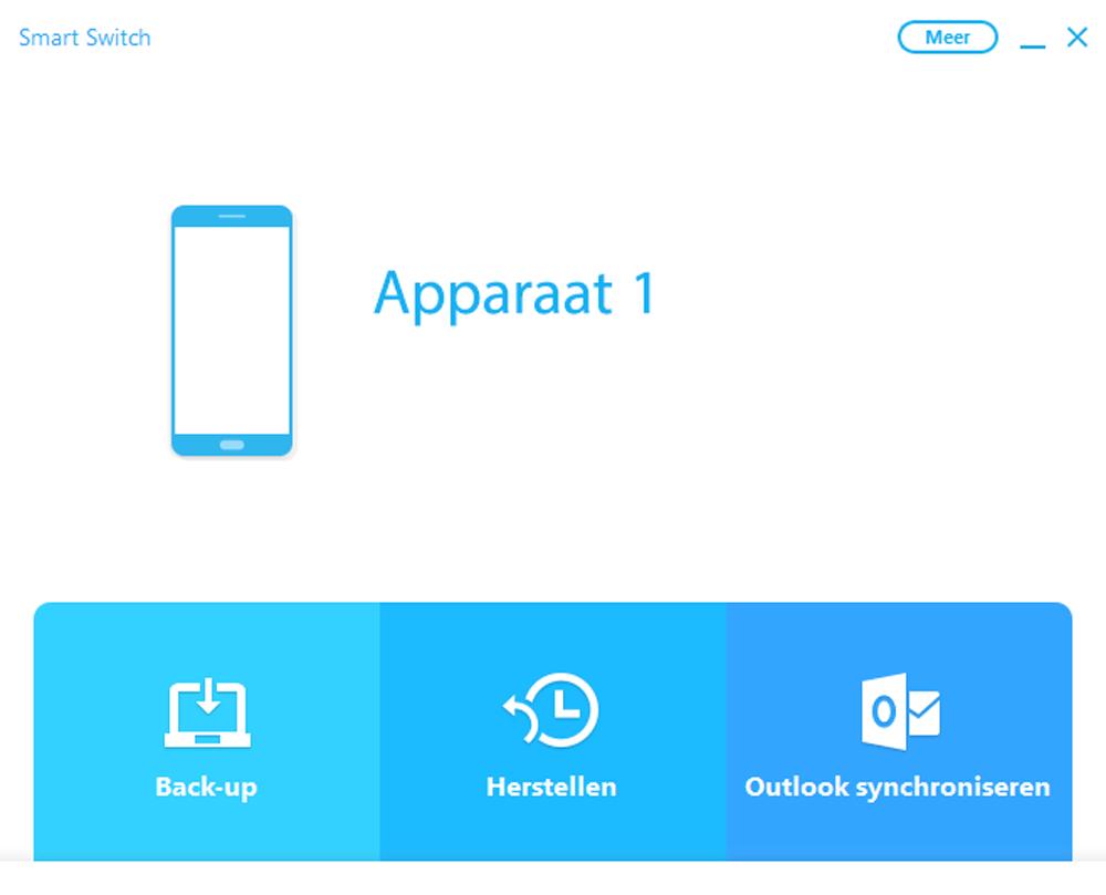 Samsung Galaxy S5 Neo (G903F) - Software - Backup maken van je toestel - Stap 3