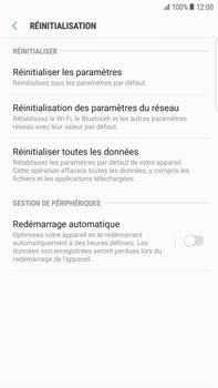 Samsung Samsung G928 Galaxy S6 Edge + (Android N) - Appareil - Réinitialisation de la configuration d