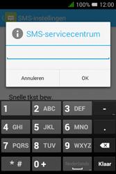"""Alcatel Pixi 3 - 3.5"""" - SMS - handmatig instellen - Stap 8"""