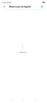 Oppo Reno 2Z - Aller plus loin - Mettre à jour le logiciel interne de votre mobile - Étape 6