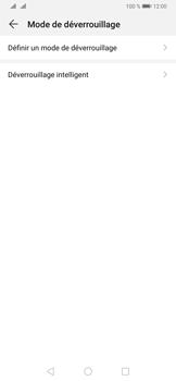 Huawei P30 Pro - Sécuriser votre mobile - Activer le code de verrouillage - Étape 5