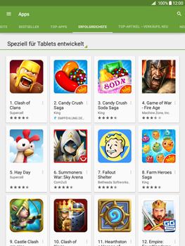 Samsung Galaxy Tab A 9.7 - Apps - Herunterladen - 9 / 20
