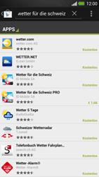 HTC One - Apps - Installieren von Apps - Schritt 13