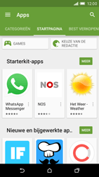 HTC One M9 (Model 0PJA100) - Applicaties - Downloaden - Stap 5