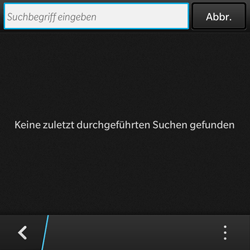 BlackBerry Q10 - Apps - Herunterladen - 0 / 0