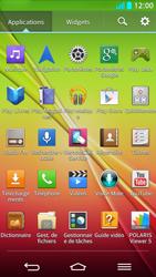 LG G2 - Contact, Appels, SMS/MMS - Ajouter un contact - Étape 3