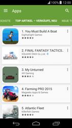 Wiko Highway Pure - Apps - Installieren von Apps - Schritt 10