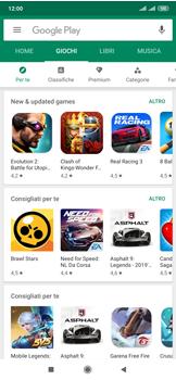 Xiaomi Mi Mix 3 5G - Applicazioni - Come verificare la disponibilità di aggiornamenti per l