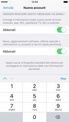 Apple iPhone 6s iOS 10 - Applicazioni - Configurazione del negozio applicazioni - Fase 16