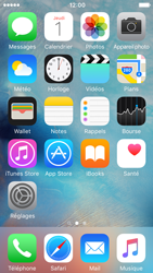 Apple iPhone 5 iOS 9 - E-mail - 032b. Email wizard - Yahoo - Étape 1