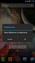 Wiko Darkmoon - Internet - Configuration manuelle - Étape 33