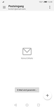 Huawei Mate 10 Pro - Android Pie - E-Mail - E-Mail versenden - Schritt 16