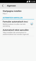 Huawei Ascend Y330 - Internet - Handmatig instellen - Stap 24