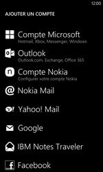 Nokia Lumia 1020 - E-mail - configuration manuelle - Étape 6