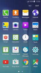 Samsung J500F Galaxy J5 - E-mail - Manual configuration (yahoo) - Step 3
