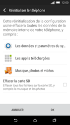 HTC One M8s - Appareil - Restauration d