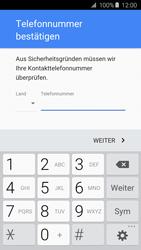 Samsung Galaxy A5 (2016) - Apps - Konto anlegen und einrichten - 1 / 1