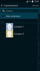 Samsung G900F Galaxy S5 - Contacten en data - Contacten kopiëren van SIM naar toestel - Stap 10