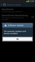 Samsung Galaxy S 4 LTE - Software - Installieren von Software-Updates - Schritt 8