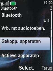 Nokia 6600i slide - Bluetooth - Headset, carkit verbinding - Stap 6