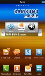 Samsung S8600 Wave 3 - internet - automatisch instellen - stap 3