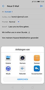 Huawei Mate 10 Lite - E-Mail - E-Mail versenden - 10 / 17