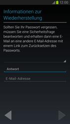 Samsung Galaxy S III LTE - Apps - Einrichten des App Stores - Schritt 14