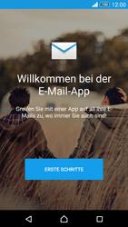 Sony D6603 Xperia Z3 - E-Mail - Konto einrichten (yahoo) - Schritt 4